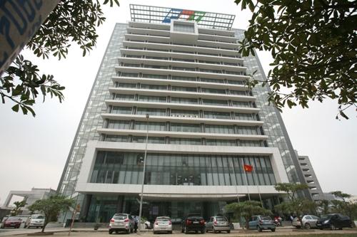 Tòa nhà Văn phòng Tập đoàn FPT - Cầu Giấy