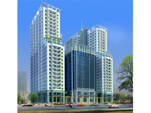 Tòa nhà Sông Hồng Parkview