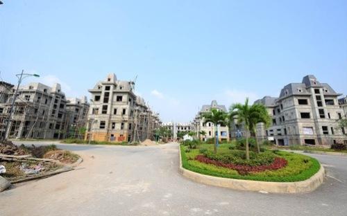 Hà Nội tổng kiểm tra các dự án bất động sản