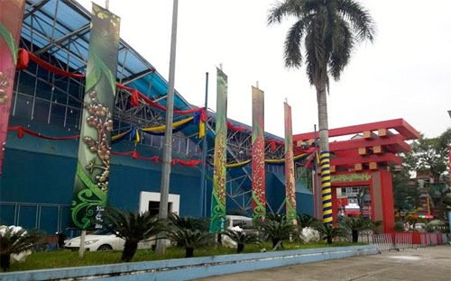 Thi quy hoạch - kiến trúc Trung tâm Hội chợ triển lãm Quốc gia