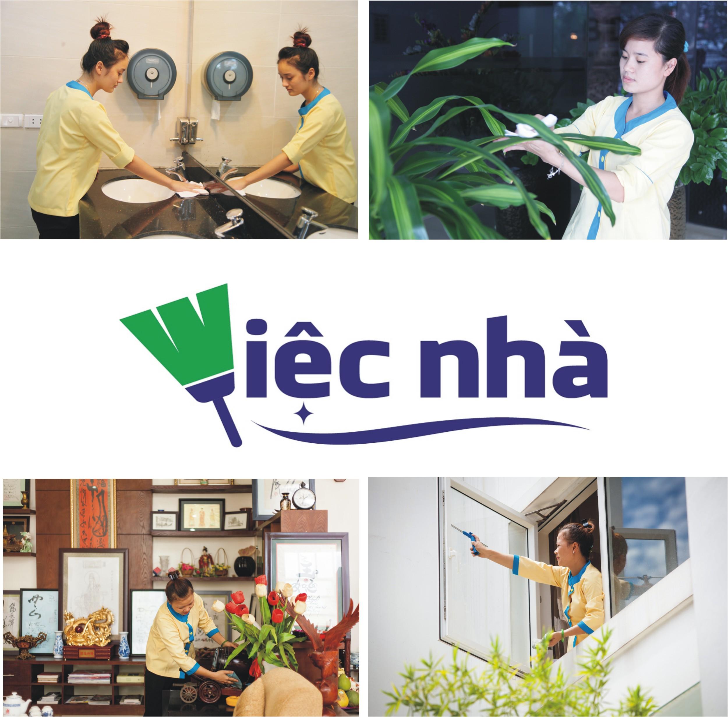 Dự án dịch vụ việc nhà