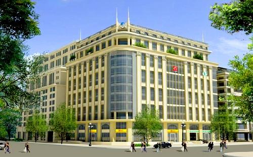 Tòa nhà Hồng Hà Center - 25 Lý Thường Kiệt, Hoàn Kiếm, Hà Nội