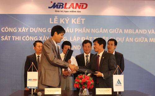 MB sẽ có trụ sở nghìn tỷ trên đường Lê Văn Lương