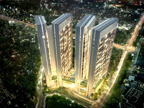 Dự án Tòa nhà Dolphin Plaza - 28 Trần Bình, Mỹ Đinh, Từ Liêm, Hà Nội